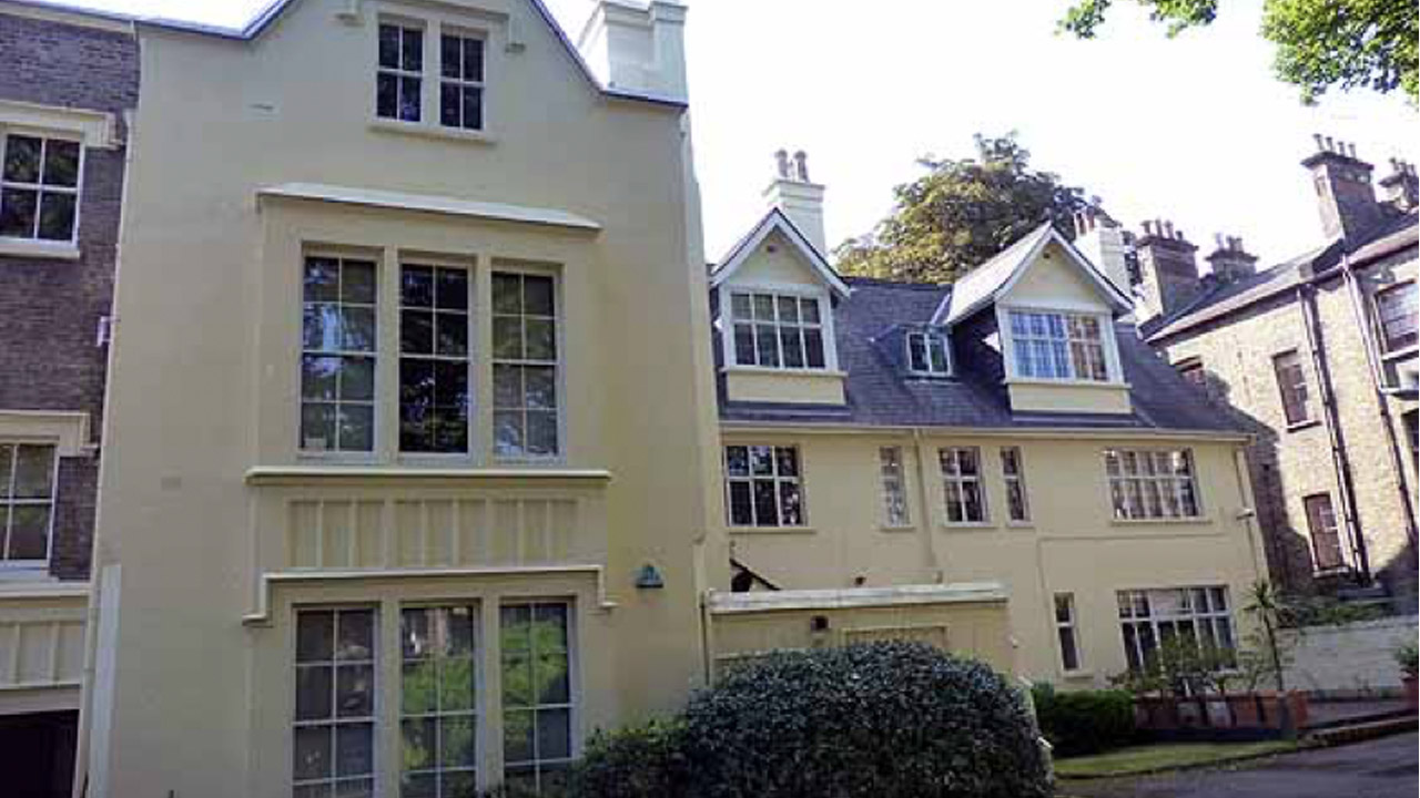 North Bridge House Canonbury Islington Storah Architecture - Northbridge-house
